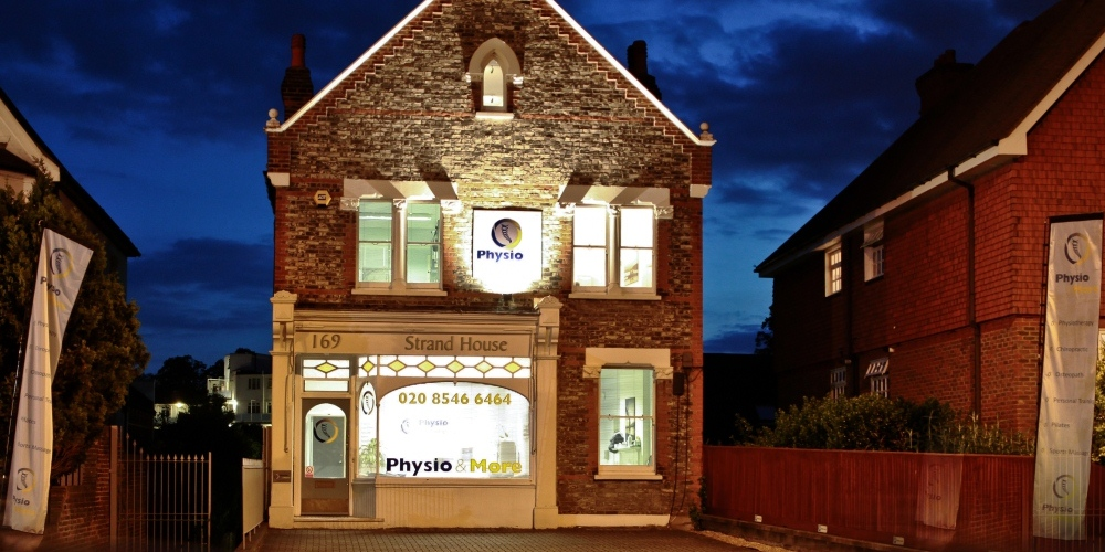 Strand House home of Physio &  More