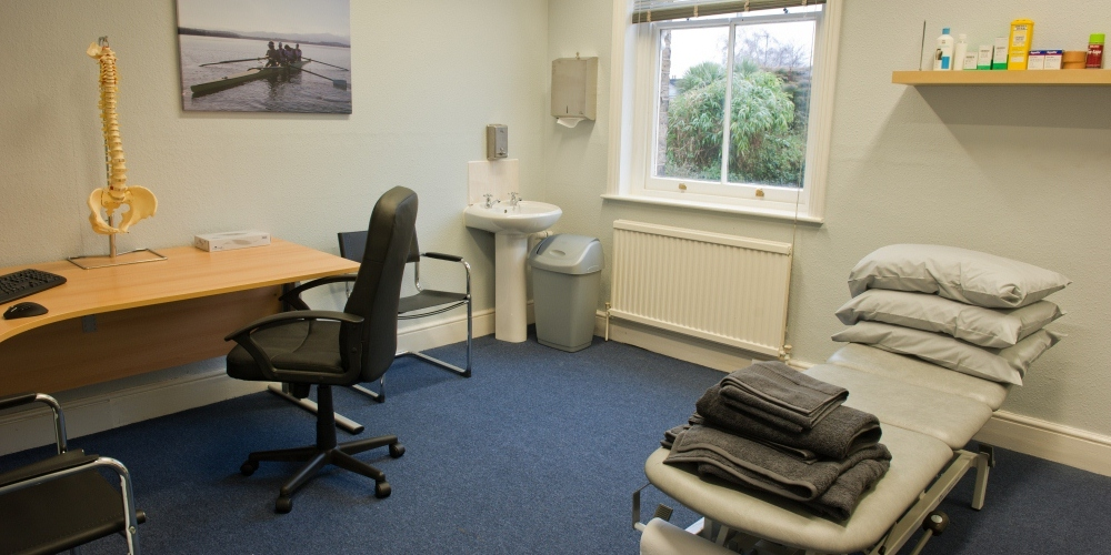 Physio & More Private and Comfortable Treatment Rooms