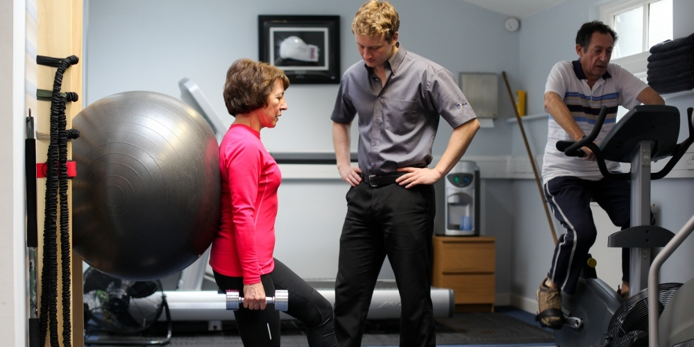 Rehabilitation for all levels of injury