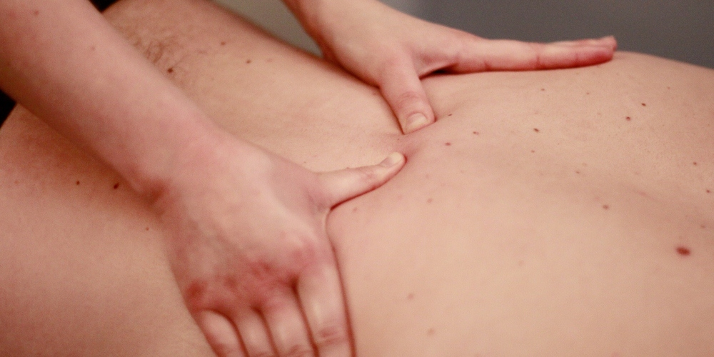 Sports Massage essential relief after training and competitions