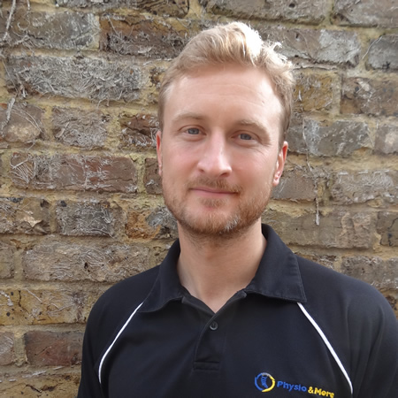 Ben Wilde Physiotherapist
