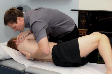 chiropractor kingston