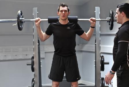 personal training kingston