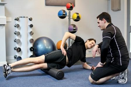 personal trainer kingston