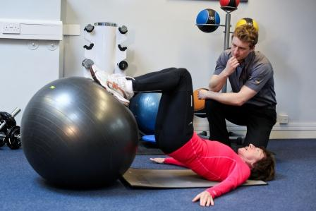 back pain treatment using physiotherapy in kingston