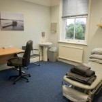 inside our physiotherapy treatment rooms