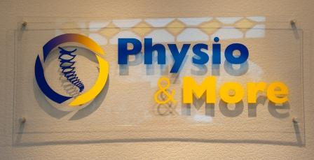 welcome to physio & more in Surrey