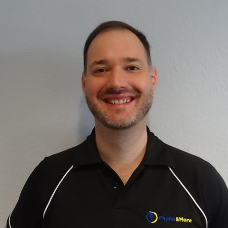 Sean Roche Physiotherapist