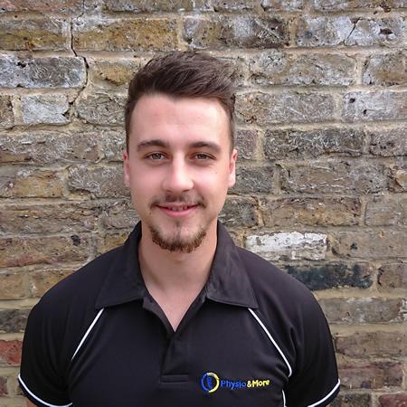 Cameron Brooks-Crawley – Sports Injury Rehabilitation Therapist