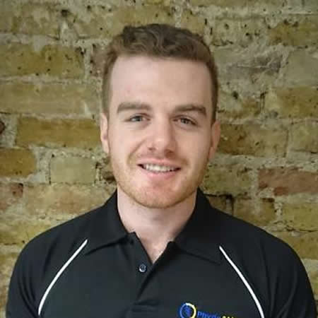 James Barwell Physiotherapist