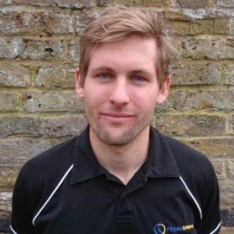 Sam Peek Physiotherapist Surrey